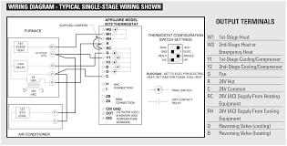 wiring diagram white thermostat wiring diagram rodgers with color white rodgers thermostat wiring diagram heat pump at Dico Thermostat Wiring Diagram