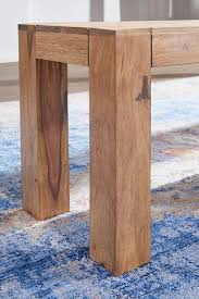 Finebuy Esszimmer Sitzbank Massiv Holz Akazie 120 X 45 X 35 Cm Design Holz Bank Natur Produkt Küchenbank Landhaus Stil Dunkel Braun Bank 3 Sitzer Für