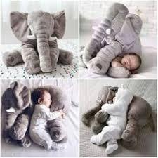 <b>Summitkids</b> बेबी तकिया नरम हाथी फ़ीडिंग कुशन बच्चों ...