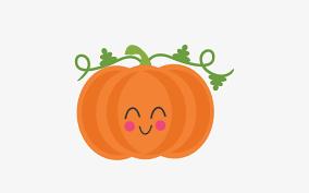 Pumpkin Vector Clipart - Pumpkin Clip Art Cute - Free Transparent PNG Download - PNGkey
