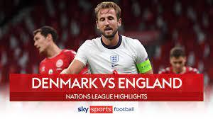 Denmark 0-0 England | Video