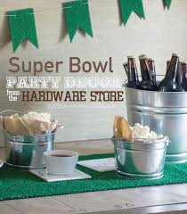 super bowl office party ideas. Find All Your Super Bowl Party Decor At The HARDWARE Store This Year!! For Office Ideas S
