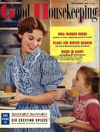 Good Housekeeping Advertising The Advertising Archives Magazine Cover Good Housekeeping 1950s