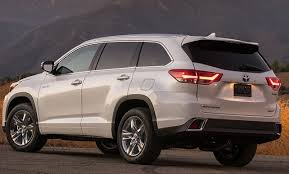 2018 toyota highlander. contemporary toyota 2018 toyota highlander  rear throughout toyota highlander n