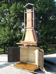 marvelous deckmate outdoor fireplace amazing design outdoor fireplace chimney spelndid outdoor rumfords