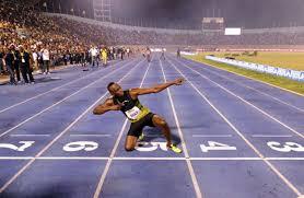 La última carrera de Usain Bolt en Jamaica | Cubadebate