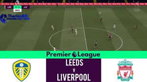 Leeds v Liverpool | Premier League 2021 - YouTube