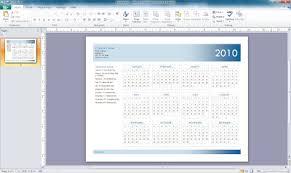Microsoft Office 2010 Calendar Templates Microsoft Office Publisher Calendar Templates