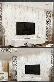 Grey Embossed Crushed Velvet Wallpaper ...