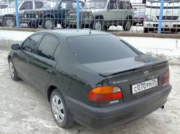 1999 Toyota Avensis Pictures, 1800cc., Gasoline, FF, Manual For Sale