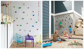 pleasant rock climbing bedroom in family room new