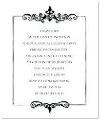 Formal Dinner Invitation Sample Posh Invitation Formal Template Free Wording Download Banner