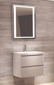 bathroom vanities wall mounted. Modern-Bathroom-Vanity-Unit-Wall-Hung-White-Basin- Bathroom Vanities Wall Mounted