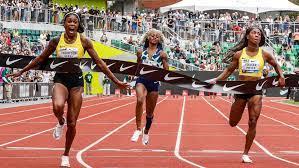 Sha'Carri Richardson finishes last in ...