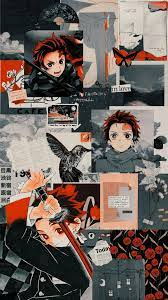 Demon Slayer Phone Wallpaper Cute ...
