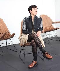 Interview Of A Fashion Designer Interview With Fashion Designer Carla Fernandez