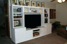 media center with bookshelves. Brilliant Bookshelves Media Center With Bookshelves White Classic  Storage Collection A