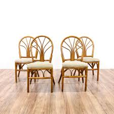 set of 4 tropical rattan chairs from dining room furniture sourcepinterestcom tropical dining room furniture67 room