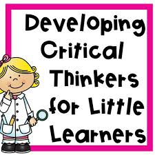 Can young people be taught how to think critically