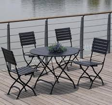 Exellent Modern Iron Patio Furniture Wrought Set And Simple Design