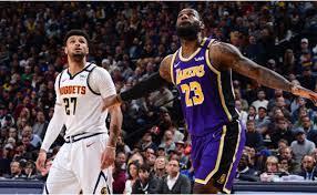 Los Angeles Lakers vs Denver Nuggets ...