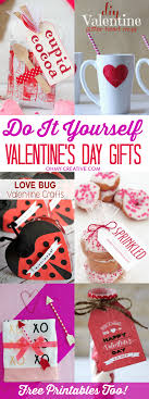 Valentine's Day is a great holiday to make something handmade. Find here  great Do It