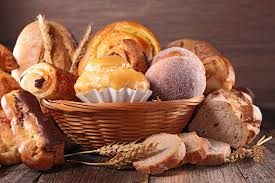 Wallpapers Buns Bread Ear Botany Wicker Basket Food Baking