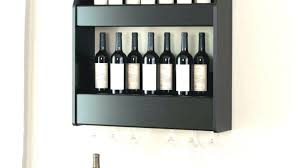 wall wine rack target mounted glwood wooden demandit table shelf holder antique cabinet large racks in