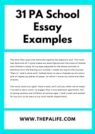 personal life essay examples address example my future sample a  31 physician assistant personal statement examples the my life essay school and sa my life essay