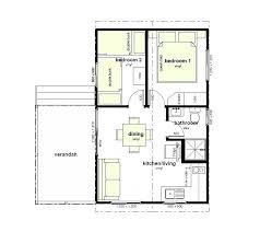 Delightful 2 Bedroom Cottage Plans 2 Bedroom Cabin Floor Plans One Bedroom Cabin Plans  Home Mansion One