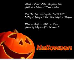 Trick Or Treat Funny Quotes halloween pumpkin quote 7