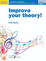 For example, basic music theory defines the elements that form harmony, melody, and rhythm. Improve Your Theory Grade 1 All Instruments Faber Music
