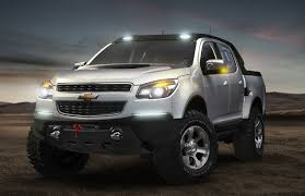 "Truck chevy concept truck : What about the U.S.? Chevrolet Shows Second, ""Rally"" Colorado ..."