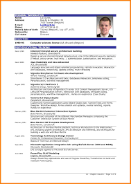 Best Resume Formats Free Download 24 Best Resume Examples Historyvs The Davinci Code 14