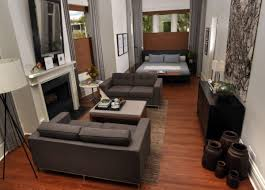 Beautiful Efficiency Apartment Furniture Decorating