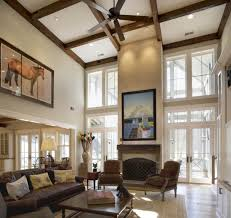 vaulted ceiling lighting ideas to beautify you home design best