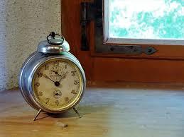 Alarm Clock Bedroom Morning Wake Up Oversleeping