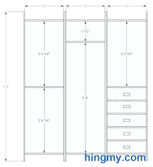 double hanging closet rod height elegant walk in closet design ideas layout double closet rod height
