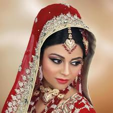 traditional asian bridal makeup