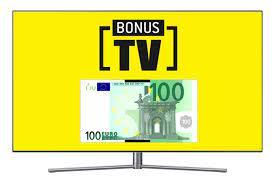 Bonus Tv 100 euro: tutte le cose da sapere