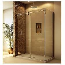 sliding shower doors 16
