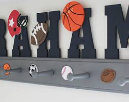 Sports Coat Rack Sports Coat Rack Etsy 69