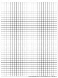 Grapg Paper Graph Paper Full Page Grid Quarter Inch Squares 29x38 Boxes No Name Line