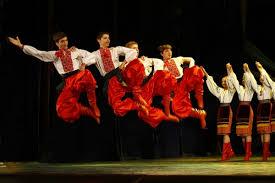 Гопак национальный танец Украины Гопак танец украинских казаков