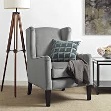 Accent Wingback Chairs Dorel Living Rossland Wingback Accent Chair Walmartcom