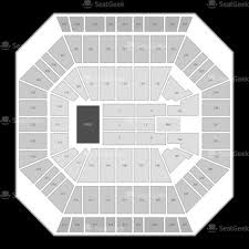 Dcu Center Seating Chart With Rows
