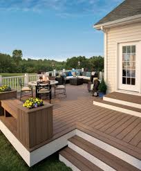 how to install diy decking in your garden