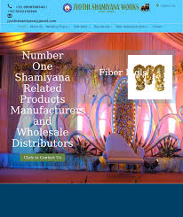 Latest Shamiyana Designs Jyothi Shamiyana Competitors Revenue And Employees Owler