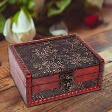 Small Decorative Wooden Boxes Decorative Wooden Boxes eBay 56