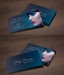 makeup business cards designs 102 professional modern business card designs for a business in